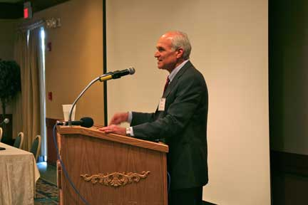 Rich Novak, senior vice president of the Association of Governing Boards