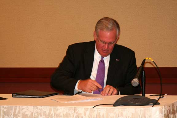 "Governor Jeremiah ""Jay"" Nixon Nixon signed legislation"