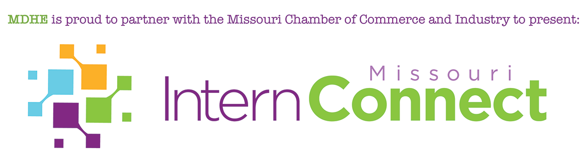 Missouri Internet Connect - MDHE is proud to partner with the MO Chamber of Commerce and Industry